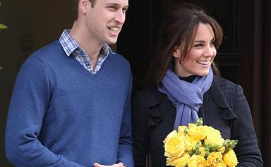 Duchess Catherine rushed to hospital