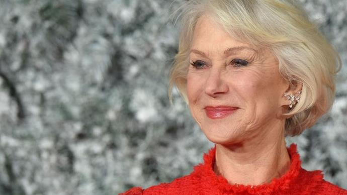 Let's all embrace Helen Mirren's attitude to beauty and aging