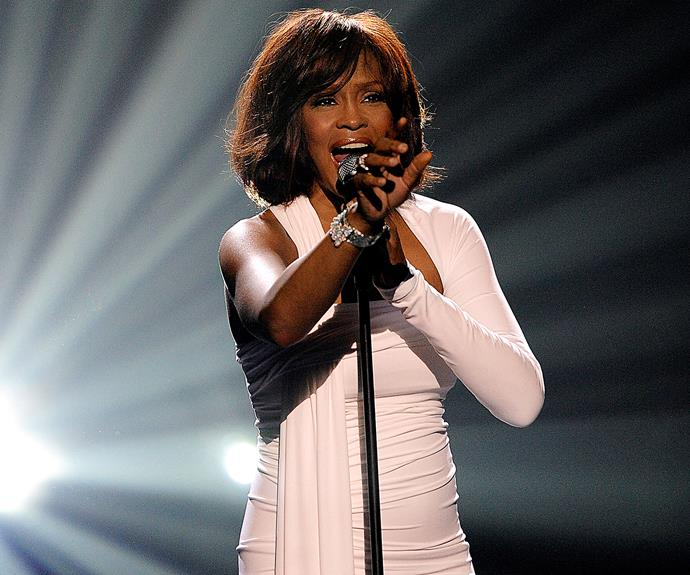 Was the writing on the wall for Whitney Houston long before she met Bobby Brown?
