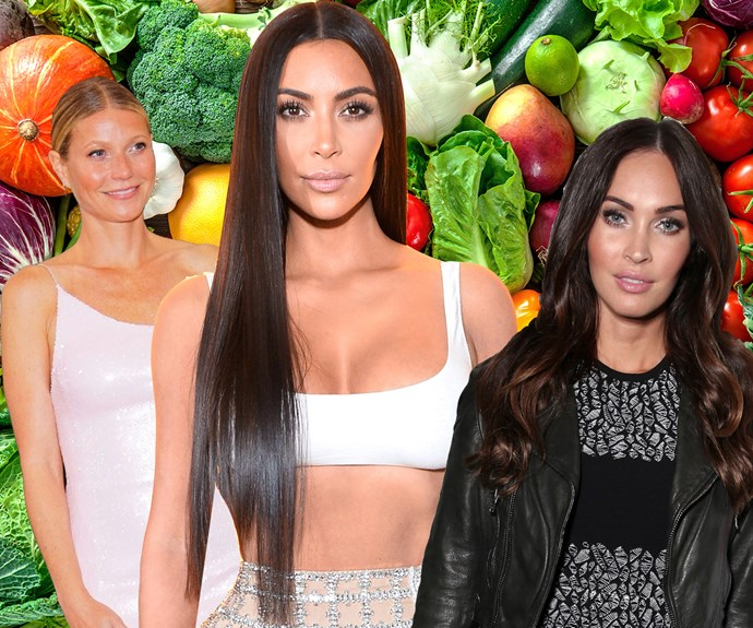 Kim Kardashian West, Gwyneth Paltrow and Megan Fox all do the ket diet.