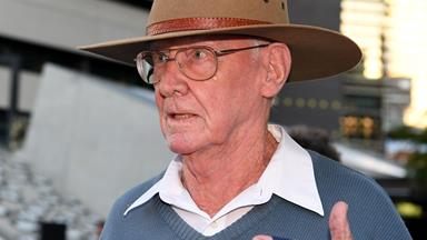 Catholic brother Francis Brophy found guilty of sexually abusing nine boys in Queensland
