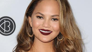Why Chrissy Teigen is cutting out alcohol