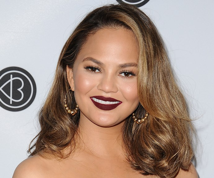 chrissy teigen alcohol