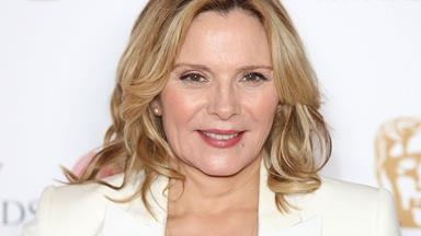 Kim Cattrall wants to tell more stories about women getting older