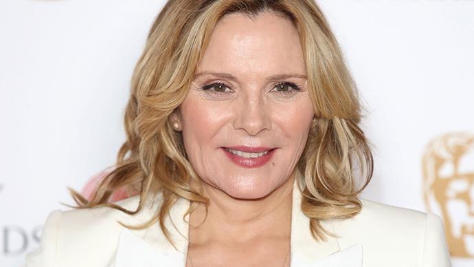 Kim Cattrall ageing women
