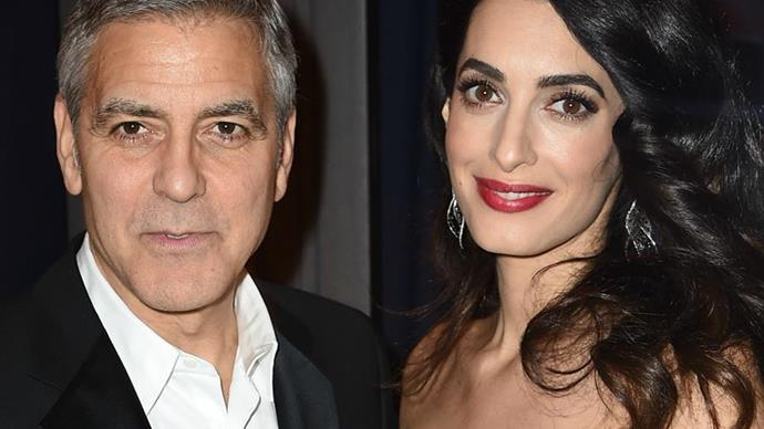 Amal and George Clooney donate 1 million dollars to fight hate groups in US