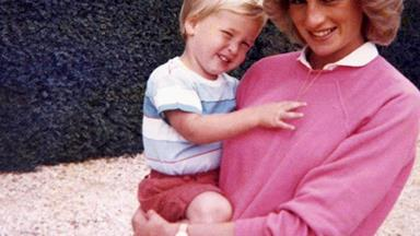 Prince Williams opens up about Princess Diana's battle with bulimia