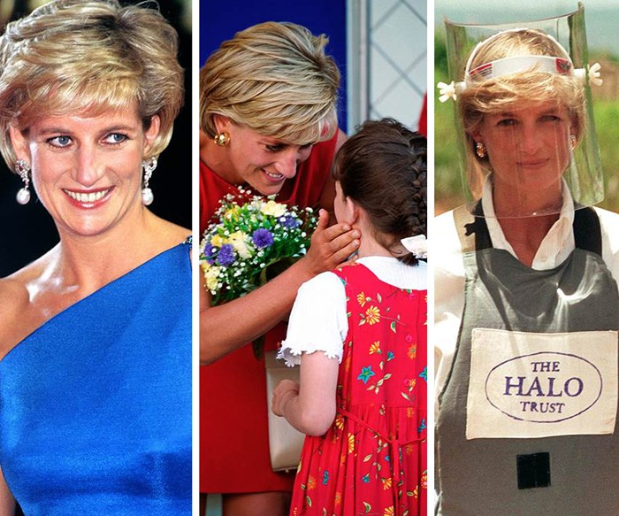 Remembering Diana's wonderful legacy on the 21st anniversary of her untimely death