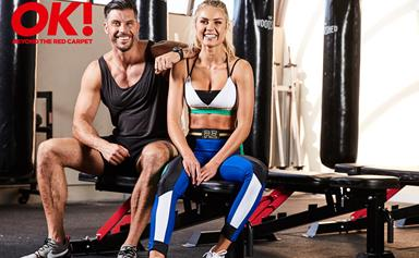 EXCLUSIVE: The Block's Elyse Knowles shares her secret weapon to a hot bod - Bachelor pal Sam Wood!