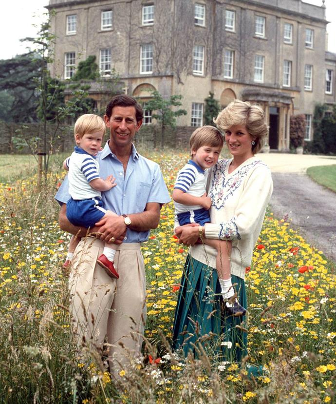 The royal siblings recalled being told the devastating news by their father.