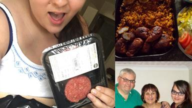 Teen reduces family grocery bill by over $10,000 a year by cooking for sick mum