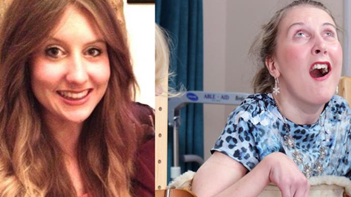 Young TV producer left severely brain damaged after unwittingly eating nuts