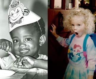 celeb baby photos