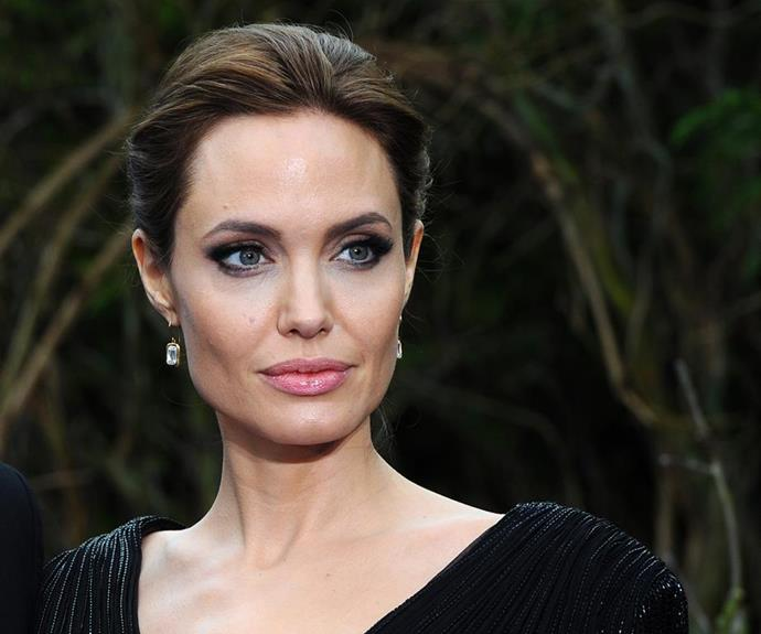 """I had a bad experience with Harvey Weinstein in my youth, and as a result, chose never to work with him again,"" Angelina Jolie has said."