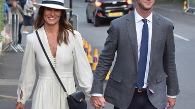 EXCLUSIVE: Pippa Middleton's pregnancy joy!