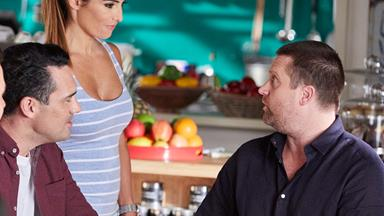 Home And Away recap: Diner date