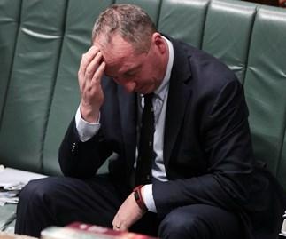 Barnaby Joyce, Deputy Prime Minister