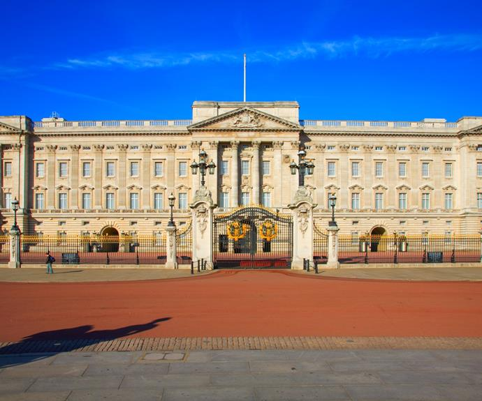 Buckingham Palace is reportedly on lockdown after an attack on police officers.