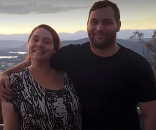 Sister's tribute to rugby league brother who was allegedly set alight by her other brother
