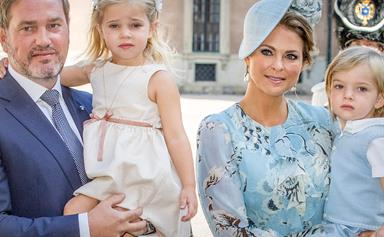 Another royal baby for Sweden! Princess Madeleine announces her third pregnancy