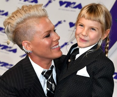 Pink's heartwarming Video Music Awards speech for daughter: 'You, my darling girl, are beautiful'