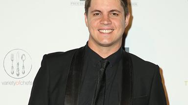 Friends and family rally around Johnny Ruffo as he begins therapy for brain cancer