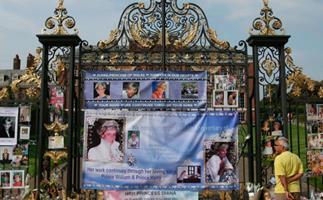 Kensington Palace braces for new deluge of Princess Diana tributes