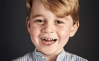 Mum and Dad to give Prince George the royal send off!