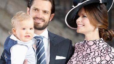 A new royal baby is here! Sweden's Prince Carl Philip and Princess Sofia welcome their second child