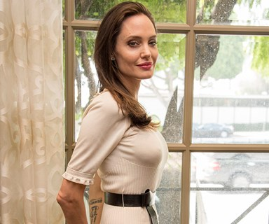 Angelina Jolie opens up about being single: 'It's not something I wanted'