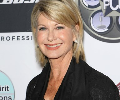 "Olivia Newton John reveals how marijuana is ""helping"" her battle cancer"