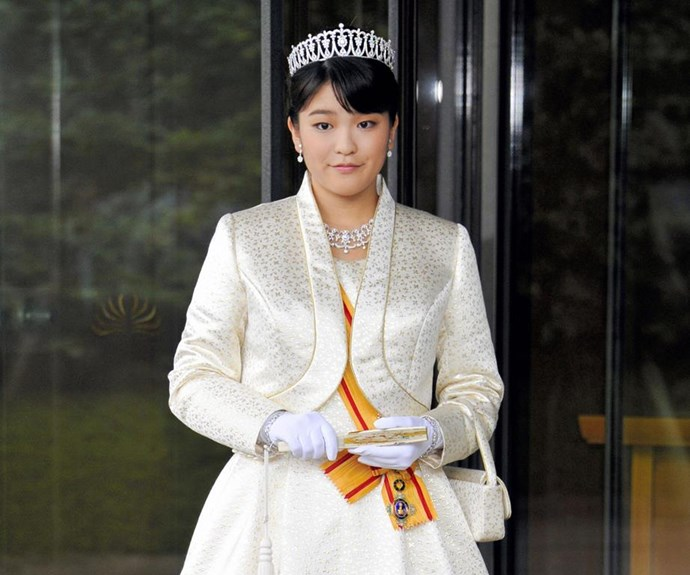 Japanese Princess is giving up her royal title for love