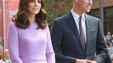 """She's out of the woods"": Duchess Catherine's morning sickness is reportedly improving"