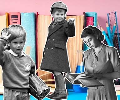 A royal education: Where did the monarchy go to school?
