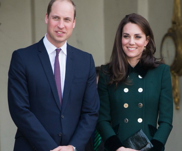 Prince William reveals old-fashioned remedies the Duchess has tried to combat morning sickness