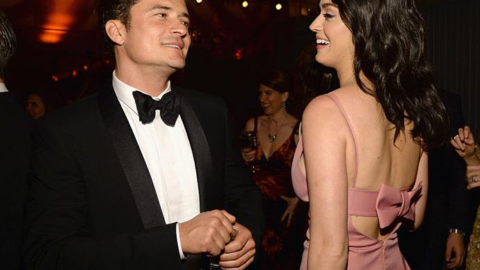 Katy Perry and Orlando Bloom are back on – and back on the boards!
