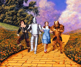 16 crazy, creepy things you never knew about 'The Wizard of Oz'