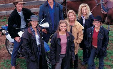 McLeod's Daughters creator confirms she has a 'cracker' of a storyline