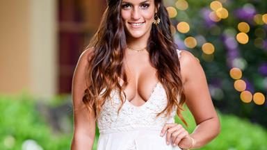 """I didn't burn anything or sleep with Matty J!"" The Bachelor's Elora Murger sets the record straight"