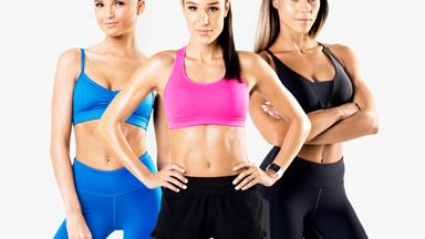 """Kayla Itsines, Kelsey Wells & Sjana Elise tell OK!: """"There's no such thing as bad food!"""""""