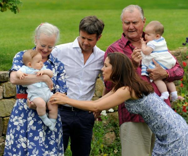 Since retiring from public life last year, the royal has participated in very few official duties.