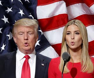 Donald Trump reveals Ivanka calls him Daddy