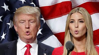 Donald Trump reveals Ivanka calls him Daddy and we feel really uncomfortable