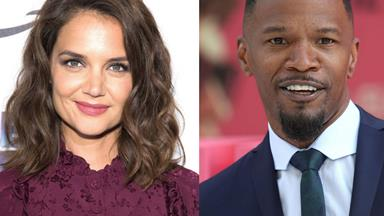 How the hell did Katie Holmes & Jamie Foxx keep their romance under wraps: An investigation