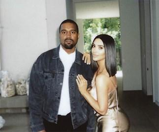 Kim Kardashian and Kanye West's surrogate revealed!
