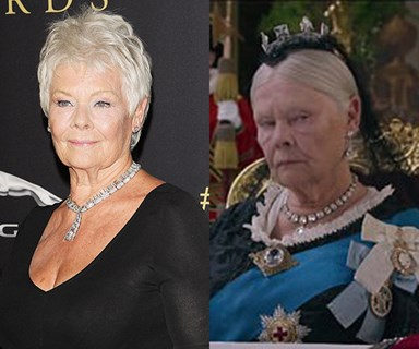 An Australian Women's Weekly video exclusive: Dame Judi Dench on playing Queen Victoria