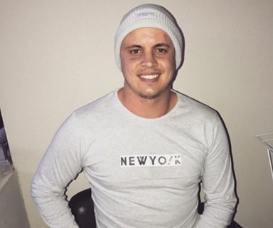 Johnny Ruffo opens up about his brain cancer diagnosis