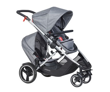 Most popular double pram: 2017 Mother & Baby Awards