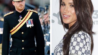 Inside Prince Harry's grand plan to make Meghan Markle his Princess