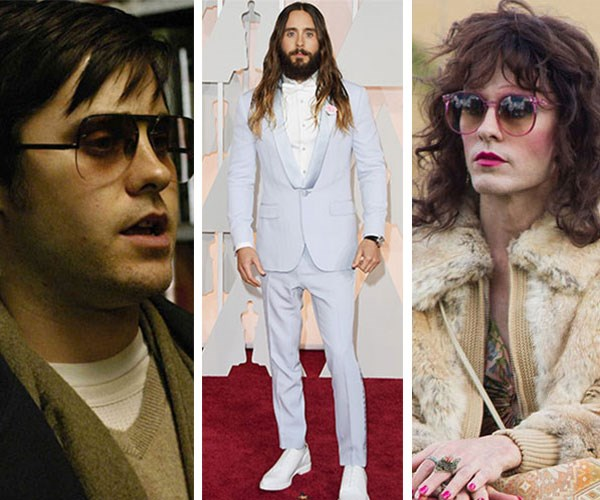 Jared Leto's most insane transformations for movies